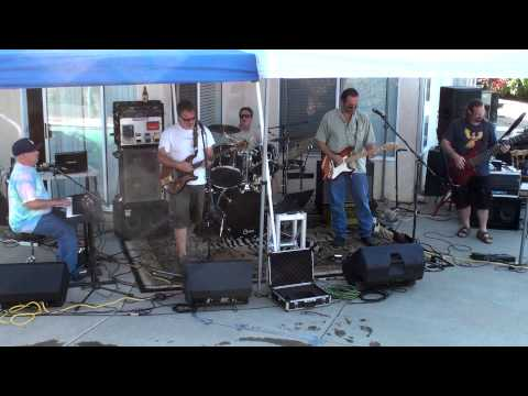 Tangled Up In Blue/The Hempstring Orchestra Fallbrook 5-31-2014