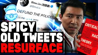 Shang-Chi Actor Simu Liu Has SPICY Tweets Resurface As China Still Refuses To Show His Movie