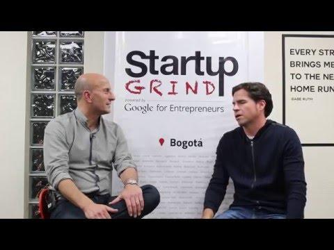 Juan Calle (.CO) at Startup Grind Bogota