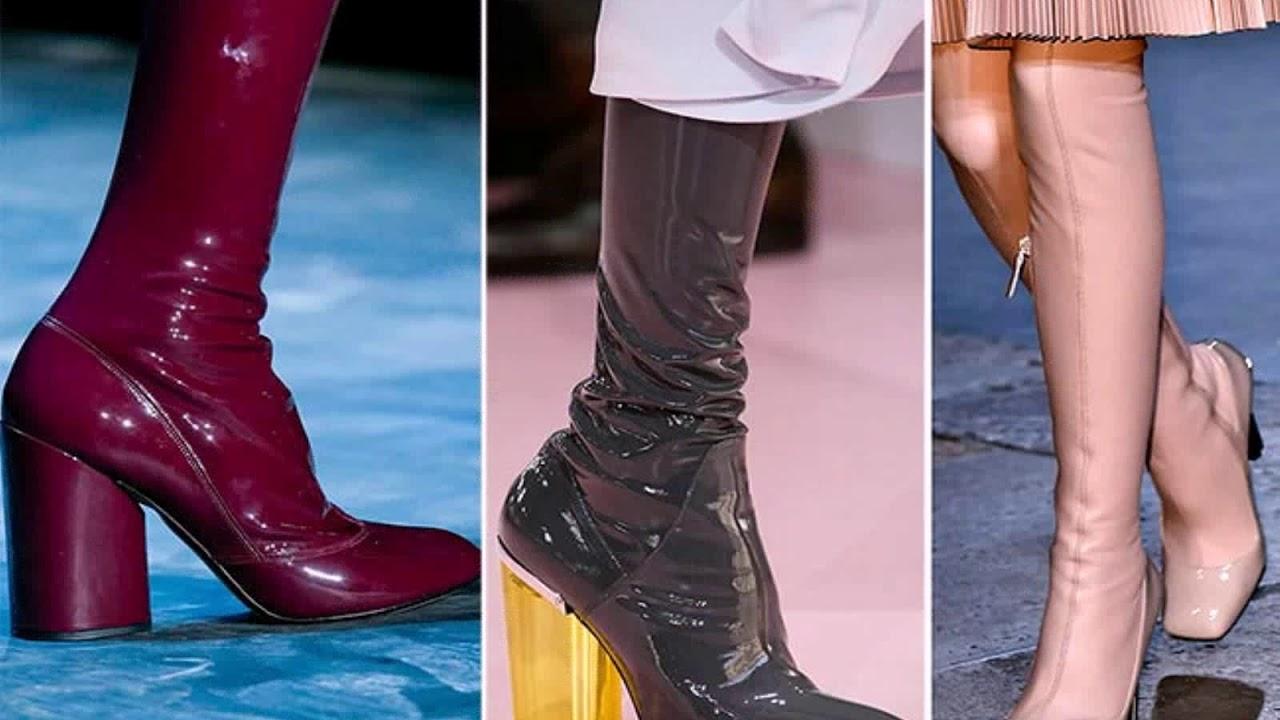 f760b0c73 Модные Красные Ботинки Фото - YouTube