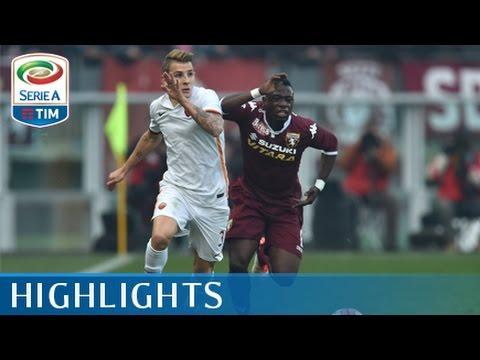 Torino-Roma 1-1 - Highlights - Matchday 15 - Serie A TIM 2015/16