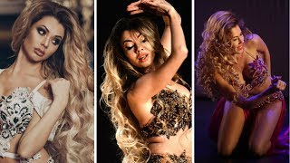 arabic belly dance - Yulianna Voronina belly dancer - Musical.ly Compilation 2018 الرقص الشرقي كليب