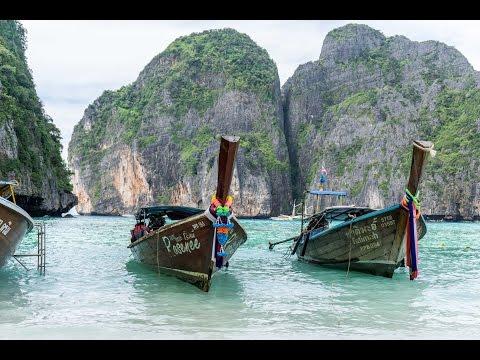 Cruising around the Islands in Krabi, Thailand
