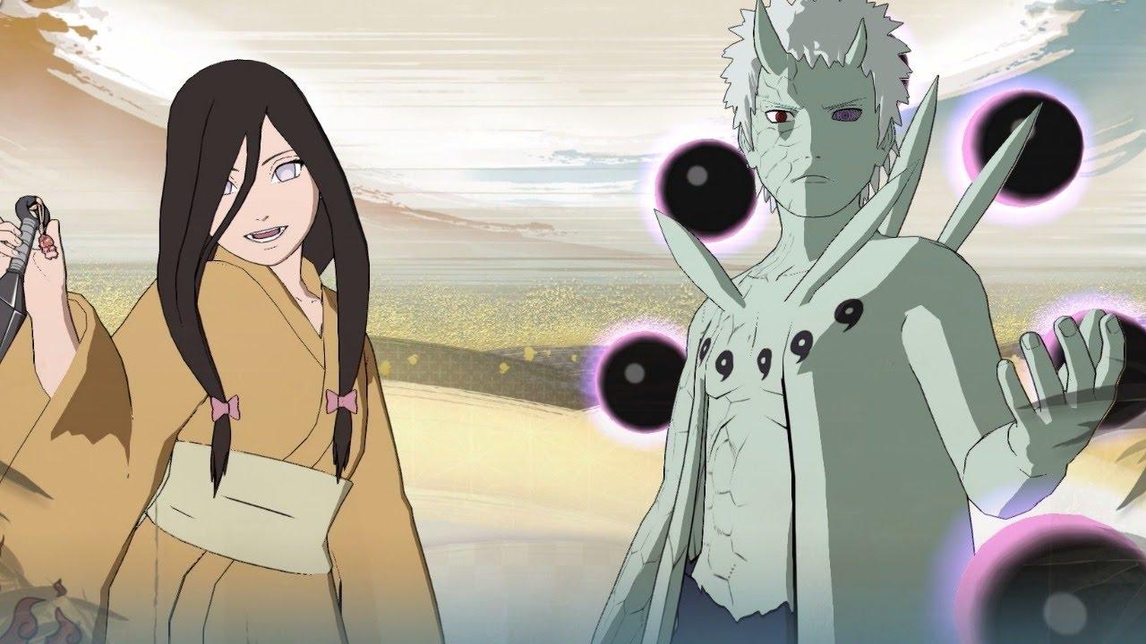 Naruto Shippuden: Ultimate Ninja Storm 4 - Hanabi Hyuga vs ...  Naruto Shippude...