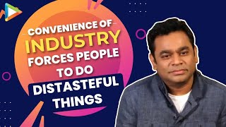 A.R.Rahman OPENS UP on the misconceptions & rumours about him in Bollywood | 99 Songs