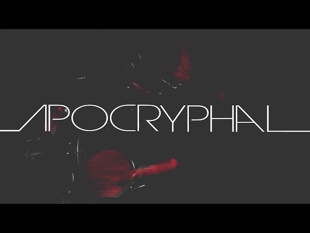 Apocryphal - Beaugly (Unplugged)