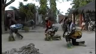 Adzogbo performance in Kopeyia Ghana