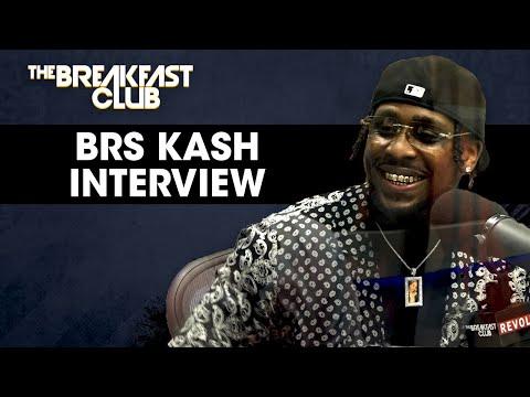 BRS Kash Talks Flow, Focus, Success Beyond The Streets + More