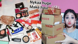 Nykaa Makeup haul under 1000 || #black Friday sale || shystyles
