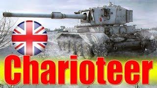 Dlaczego Charioteer wymiata na Linii frontu ?? 15000 DMG Faji