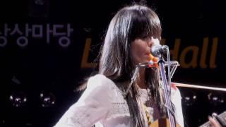 [HD] Priscilla Ahn - The Boobs Song, Seoul 2008 Part 6/13