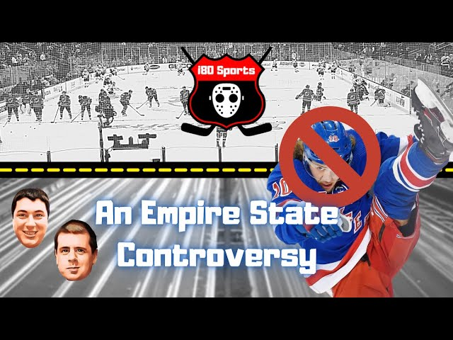 NHL- Controversy in the Empire State (and MORE!)