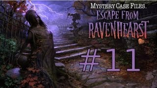 Mystery Case Files: Escape from Ravenhearst Walkthrough part 11