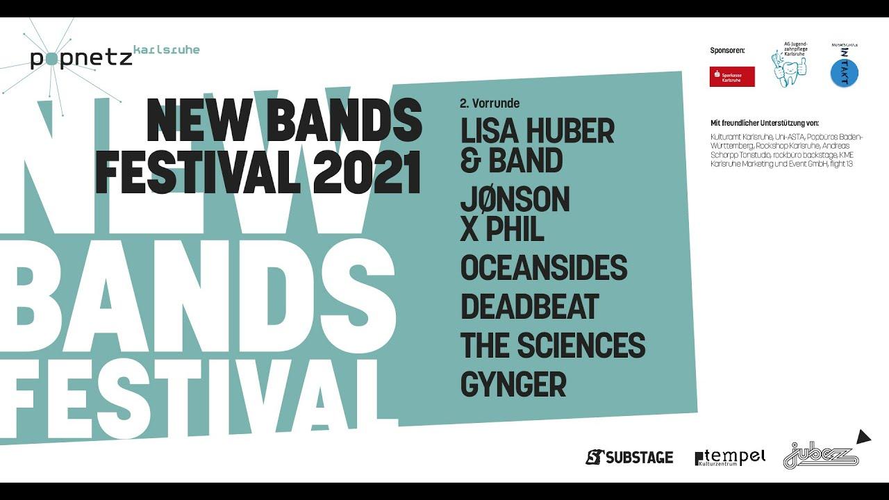 Download New Bands 2021 2. Vorrunde