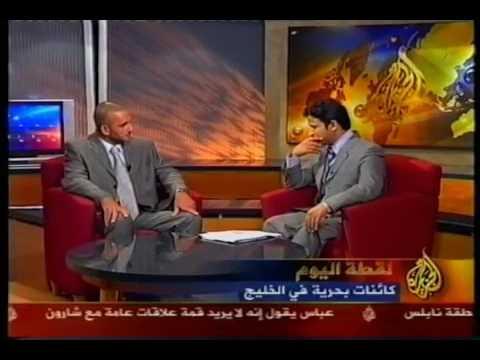Khaled Zaki 2005 Under water photography  Al Jazeera Channel   Qatar Marine