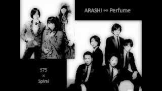 【嵐∞Perfume】スパイラル×575【まぜてみた】