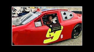 Bill Elliott Ray Evernham racing vintage cars at Road Atlanta this weekend
