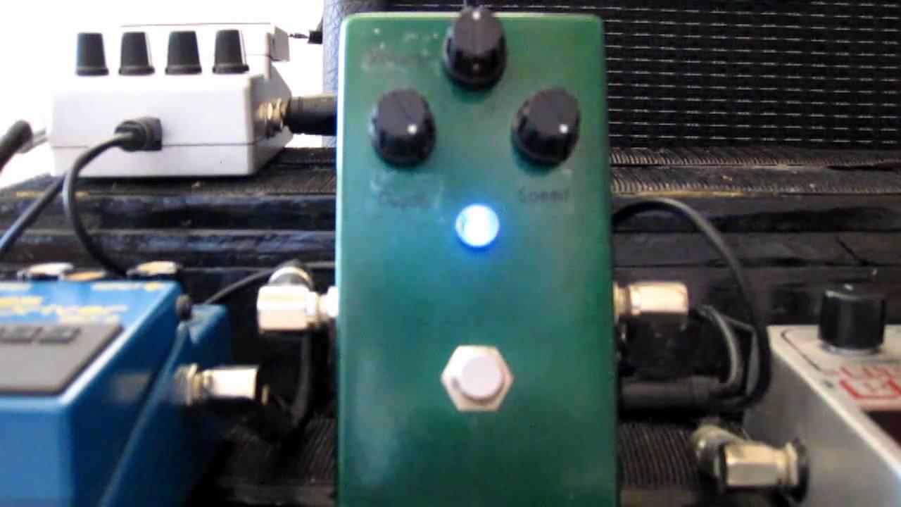 General Guitar Gadgets Ea Tremolo Youtube Pedal Wiring Diagram