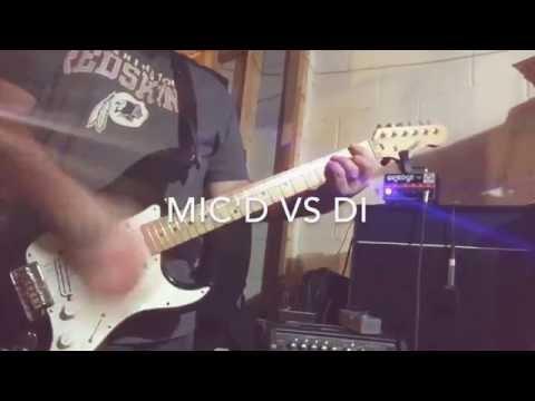 Mic'd Amp VS DI, Which Do You Prefer?