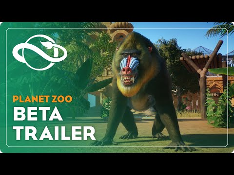 Planet Zoo | Beta Gameplay Trailer