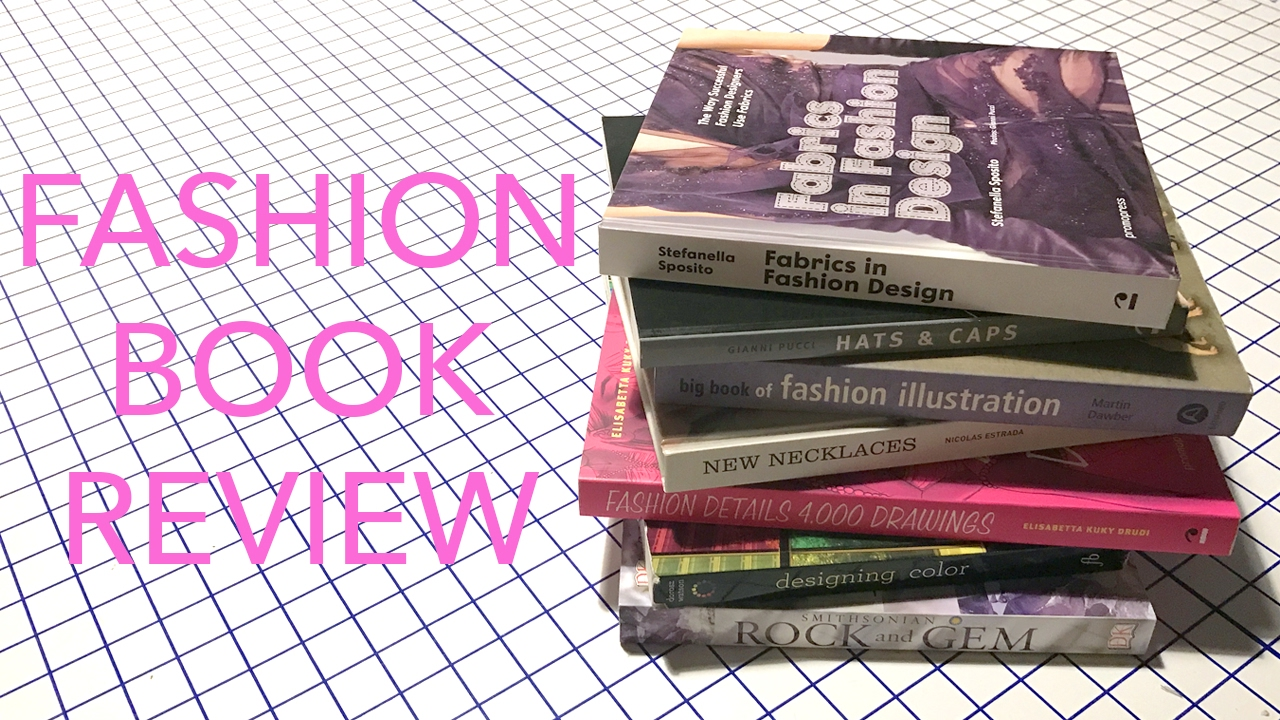 Visual Playlist 3 Fashion Book Review Youtube