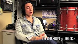 Artist interview with Noah Gundersen at The Red Room @ Cafe 939