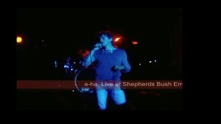 a-ha live - White Dwarf,  Shepherd Bush Empire, London - 02-02-2006