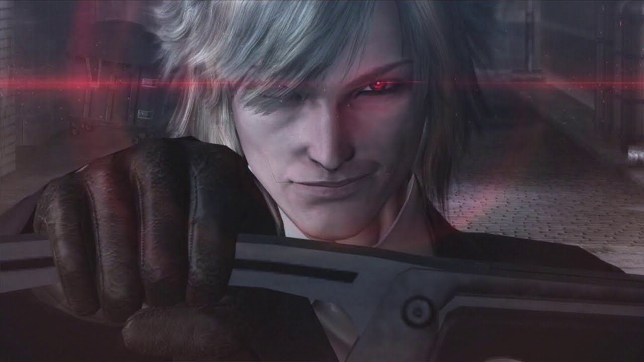 Image result for Metal gear rising ending