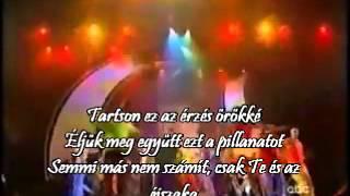 Enrique Iglesias Rhythm Divine Hungarian lyrics