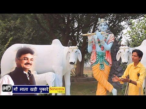 गौ माता खड़ी पुकारे II Gau Mata Khdi Pukare II Bijender Thurana || Haryanvi Gaumata Bhajan