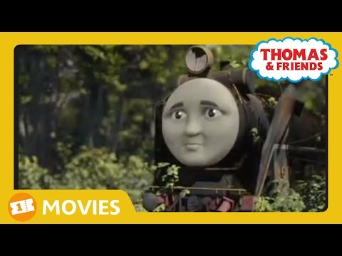 Thomas & Friends Hero of the Rails: Thomas Meets Hiro