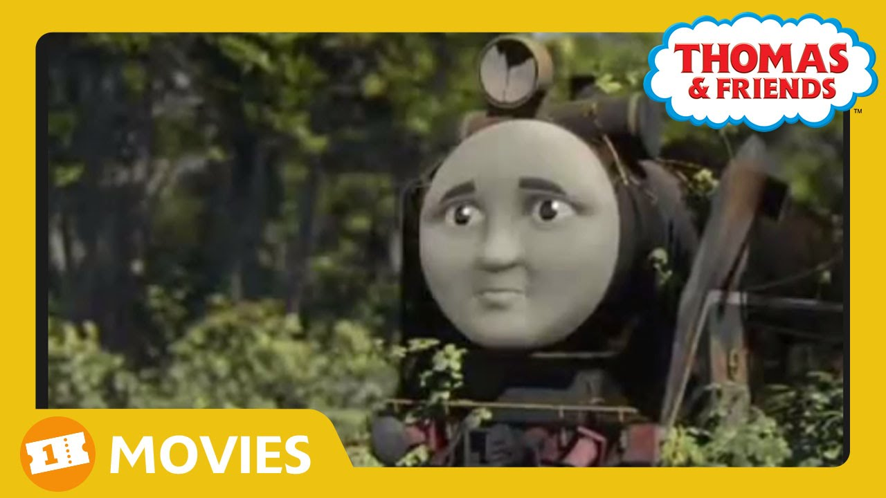 Thomas Meets Hiro | Hero Of The Rails | Thomas & Friends