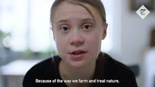 Greta Thunberg: Our relationship with nature is broken, and it links to the Covid crisis