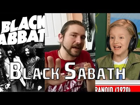 KIDS DON'T KNOW BLACK SABBATH?!?! | Mike The Music Snob Reacts