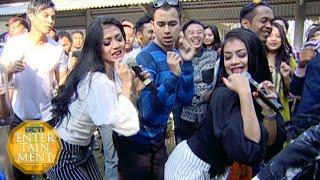 Duo Racun - Merinding  Dahsyat   04 09 2015