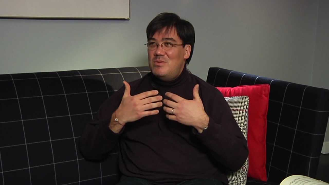 Alan Gilbert on the Fall Gala, 2012