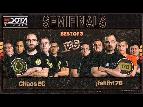 Chaos Esports Club vs jfshfh178 vod