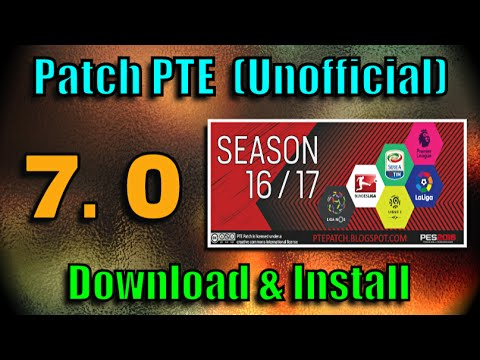 PES 2016 Patch update online 1 05 and crack 3dm 1 30 1 by Dilo W