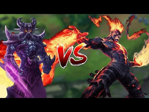 Cosmic Reaver Kassadin vs Brand Ranked Solo Queue - League of Legends