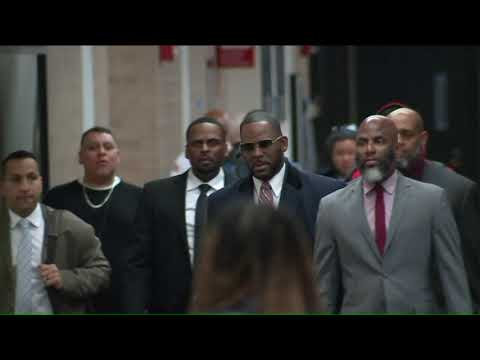 """R. Kelly's former live-in girlfriend Dominique Gardner says singer tried to """"break"""" her from YouTube · Duration:  2 minutes 56 seconds"""