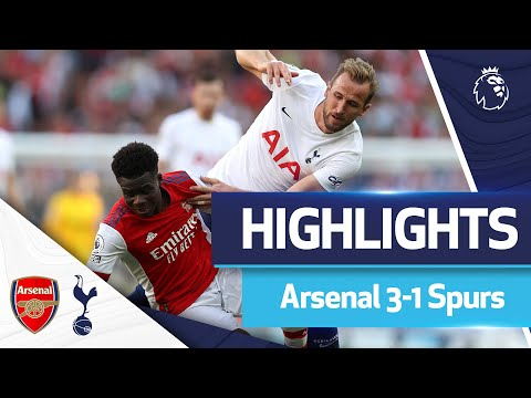 Defeat in the North London Derby |  HIGHLIGHTS |  Arsenal 3-1 Spurs