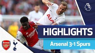 Арсенал  3-1  Тоттенхэм видео