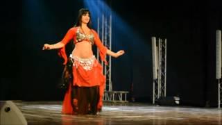 Rachid Taha   Ya Rayah con danza Arabe  / Dj Dios Zeus
