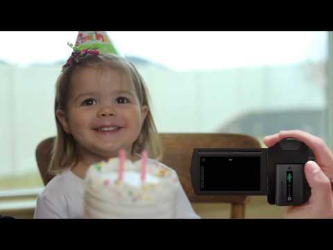 Sony SDXC 4K SD Cards - Handycam