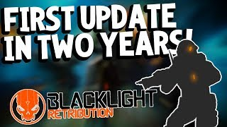 FIRST UPDATE IN 2 YEARS?!?!? (Blacklight: Retribution) #NorthDRC