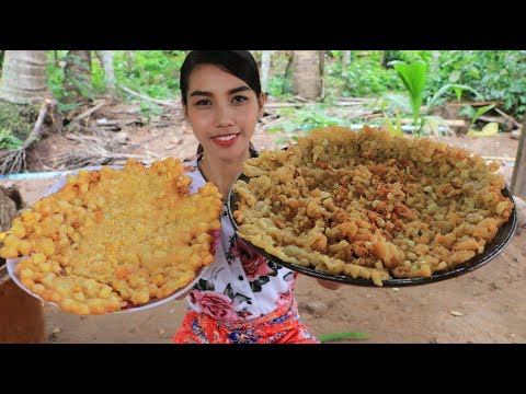 Yummy cooking fried corn recipe – Cooking skill