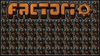 Factorio Recursion Recursion #8 - Irradiated Wasteland