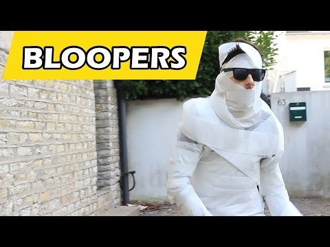 Bloopers - Pharrel Williams - Happy - Paródia