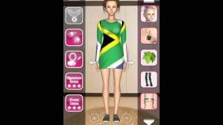 Style Me Girl - level 65: Fabulously Sporty