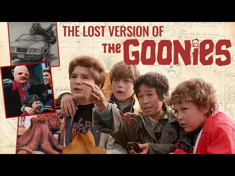 The Lost Version of The Goonies   A Docu-Mini